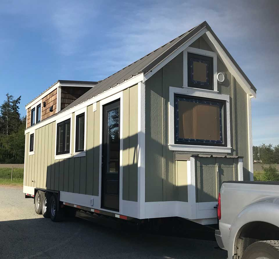 Tiny House Showcase Vancouver Island 2019